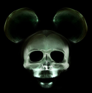 Mickey-mouse-xray