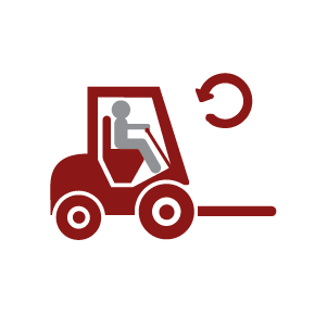 Forklift training – refresher course